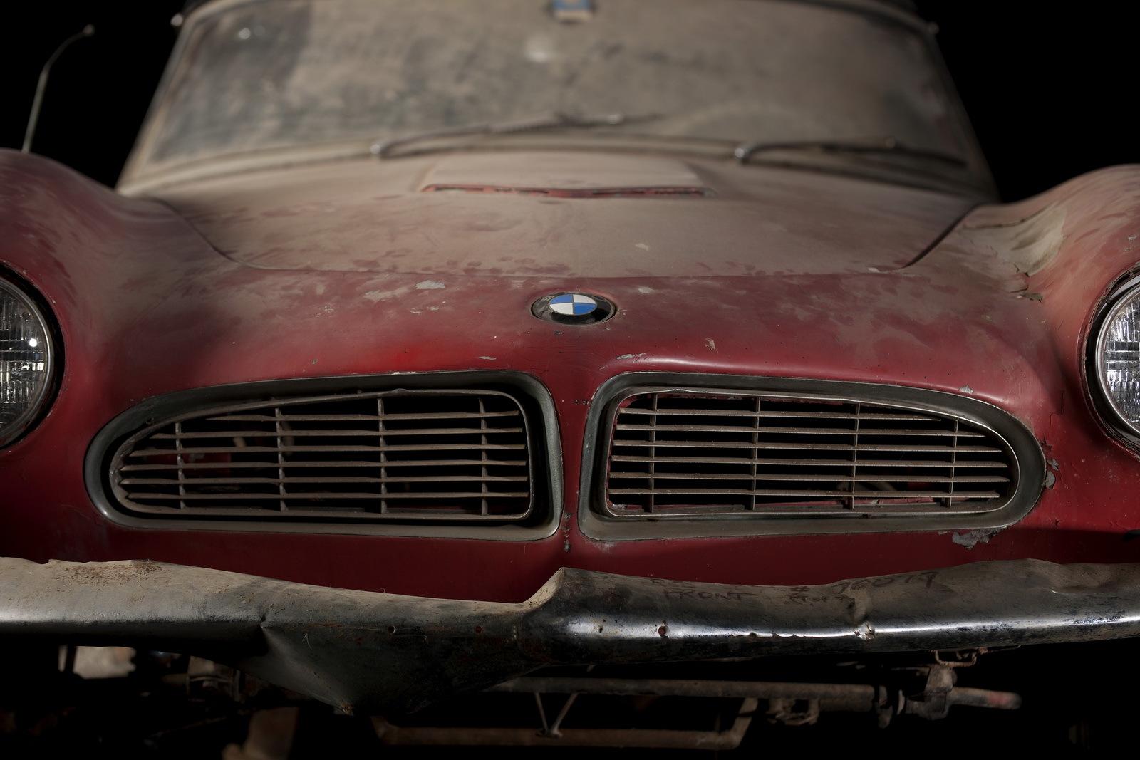 Foto de BMW 507 de Elvis Presley (32/121)