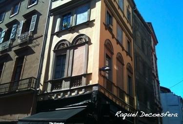 Hemos visto... fachadas curiosas en Toulouse