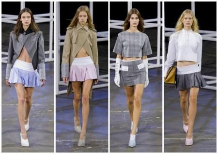 Alexander Wang minifaldas