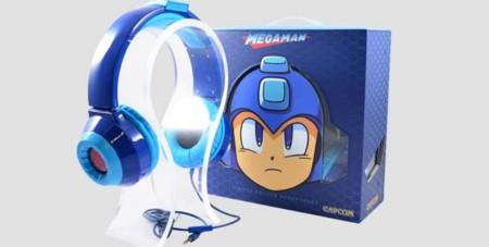 Los audífonos de Mega Man que ningún fan puede dejar pasar