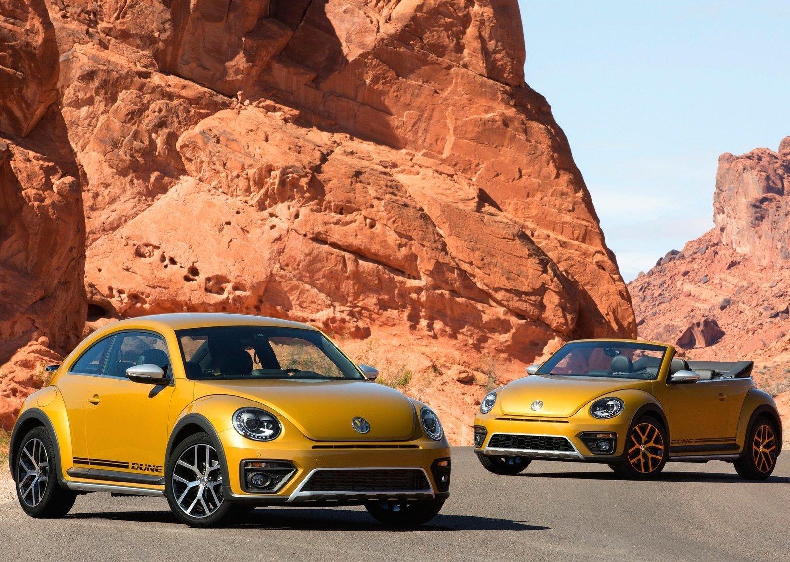 Foto de Volkswagen Beetle Dune (12/14)