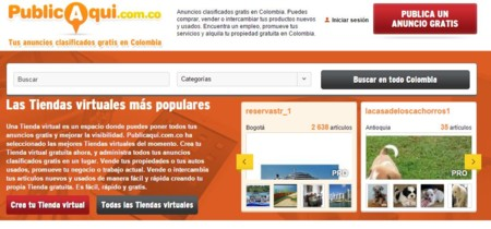 Publicaqui el nuevo portal para comprar y vender que llega a Colombia