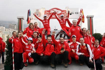 Loeb Monaco 2007