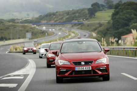Las ventas de coches vuelven a caer en febrero: solo los SUV se mantienen firmes y el SEAT León recupera el trono