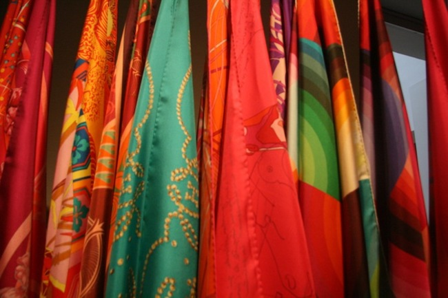 pañuelos hermès