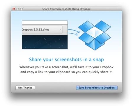 Dropbox muestra novedades en una nueva beta de su aplicación para OS X