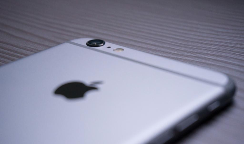 Cámara del iPhone 6s