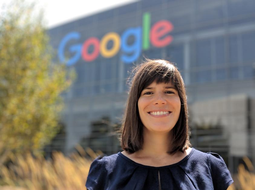 María García Puyol, la ingeniera malagueña de Google que ha entrado en la lista del MIT con los 35 jóvenes europeos más innovadores