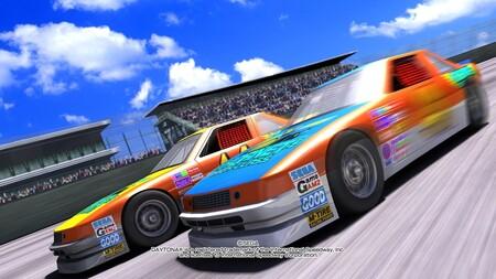 Daytona USA es el único juego de carreras que empiezas a cantar al escuchar su nombre: así fue el clásico y marchoso arcade de SEGA