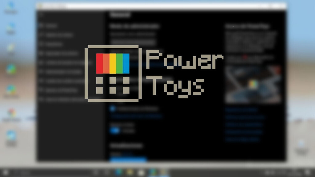 Las PowerToys se actualizan a la versión(estable) 0.33.1 con mejoras centradas en Run y preparando la herramienta(tool) para videollamadas