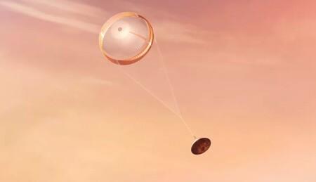 Perseverance Marte Mars Aterrizaje Donde Ver