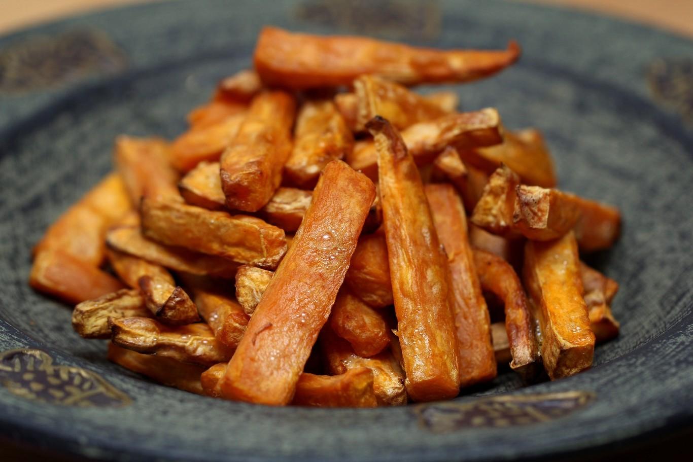 calorias de moniato al horno