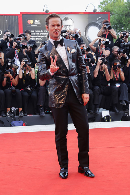 Paolo Stella Red Carpet Arrivals The 76th Venice Film Festival 03