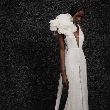 Así es la colección de vestidos de novia a precios asequibles que ha lanzado Vera Wang Bride junto a Pronovias