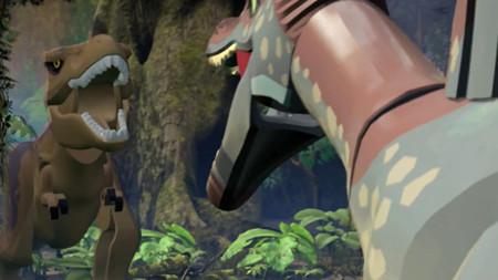 LEGO Jurassic World ya tiene fecha de lanzamiento