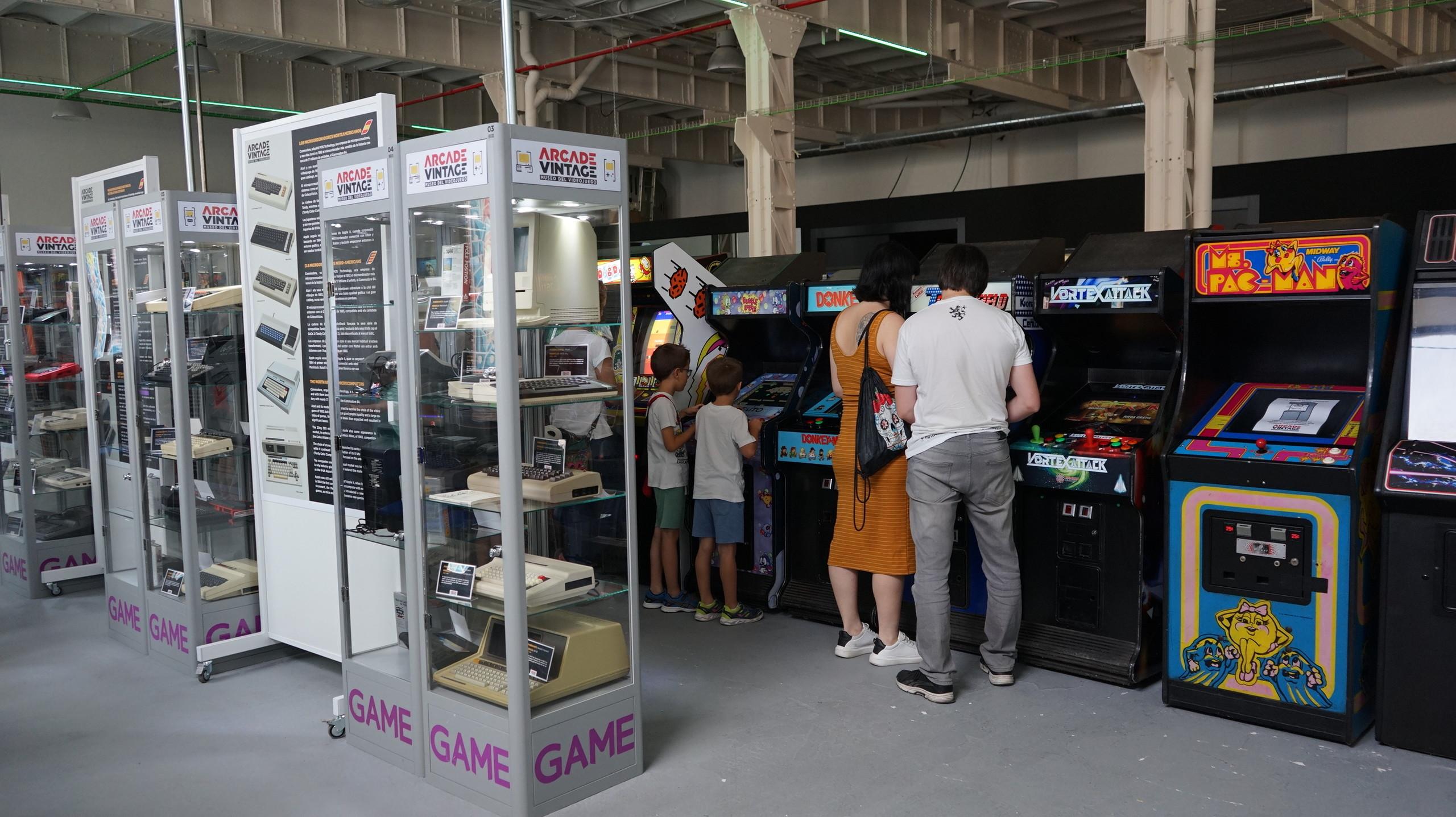 Foto de Museo máquinas Arcade (46/46)