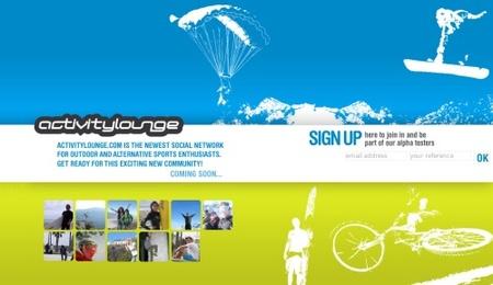 ActivityLounge.com, red social para aventureros