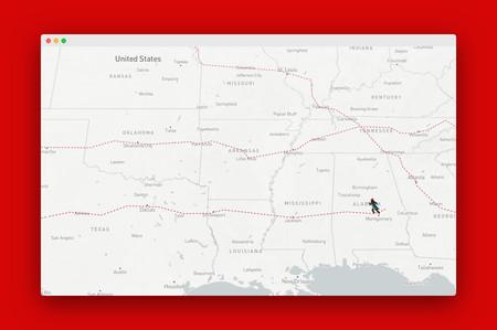 ¡Corre Forrest, corre!: el nuevo juego en Twitter es ayudar a que Forrest Gump cruce EEUU corriendo