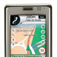 Mio A501, teléfono y PDA en uno