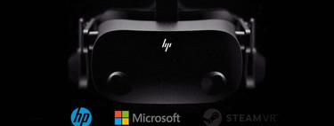 """HP, Valve y Microsoft se unen para desarrollar unas gafas de realidad virtual """"de nueva generación"""" que apuntan a ser las nuevas Reverb"""