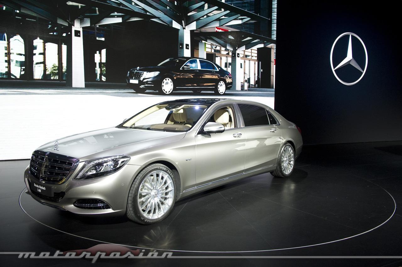 Foto de Mercedes-Maybach Clase S - Salón de Los Ángeles (1/9)