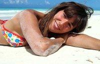 Adela Ucar, una trotamundos al frente de '21 días'