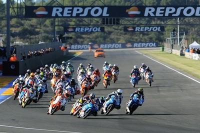 CEV Repsol 2013: Quartararo con doblete en Moto3, Silva en Stock Extreme y Syahrin en Moto2 vencen en Valencia