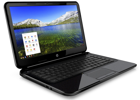 HP Pavilion 14 ChromeBook, se estrena con Chrome OS