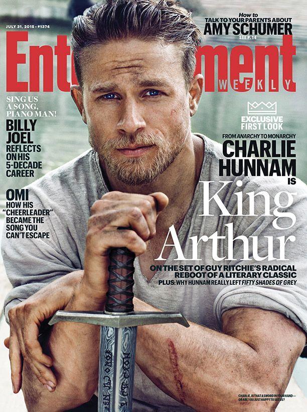 Foto de 'Knights of the Round Table: King Arthur', primeras fotos de Charlie Hunnam (1/10)