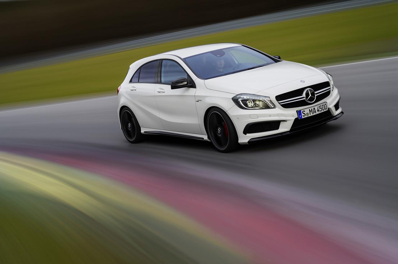 Foto de Mercedes-Benz A 45 AMG (17/24)