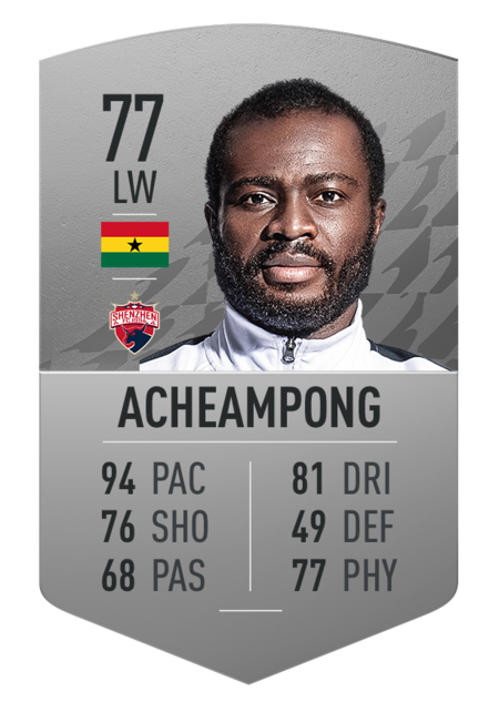 Acheampong FIFA 22