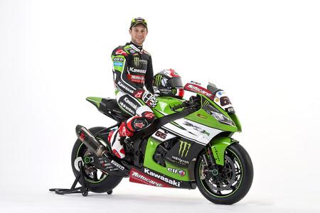 Jonathan Rea Kawasaki Zx 10r 2015