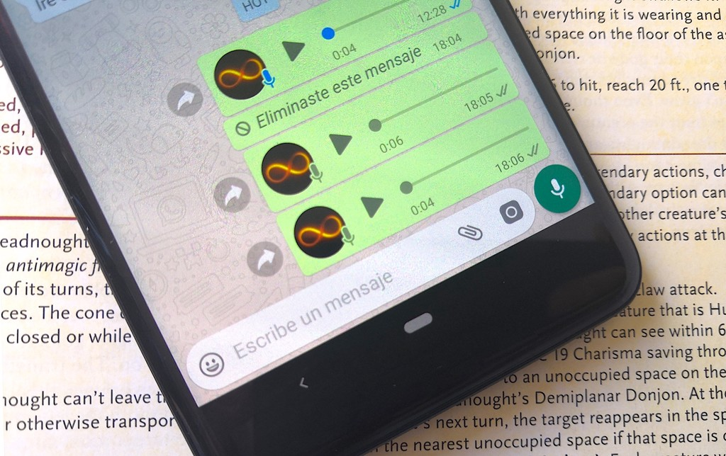 Problems with Voice Notes In Whatsapp