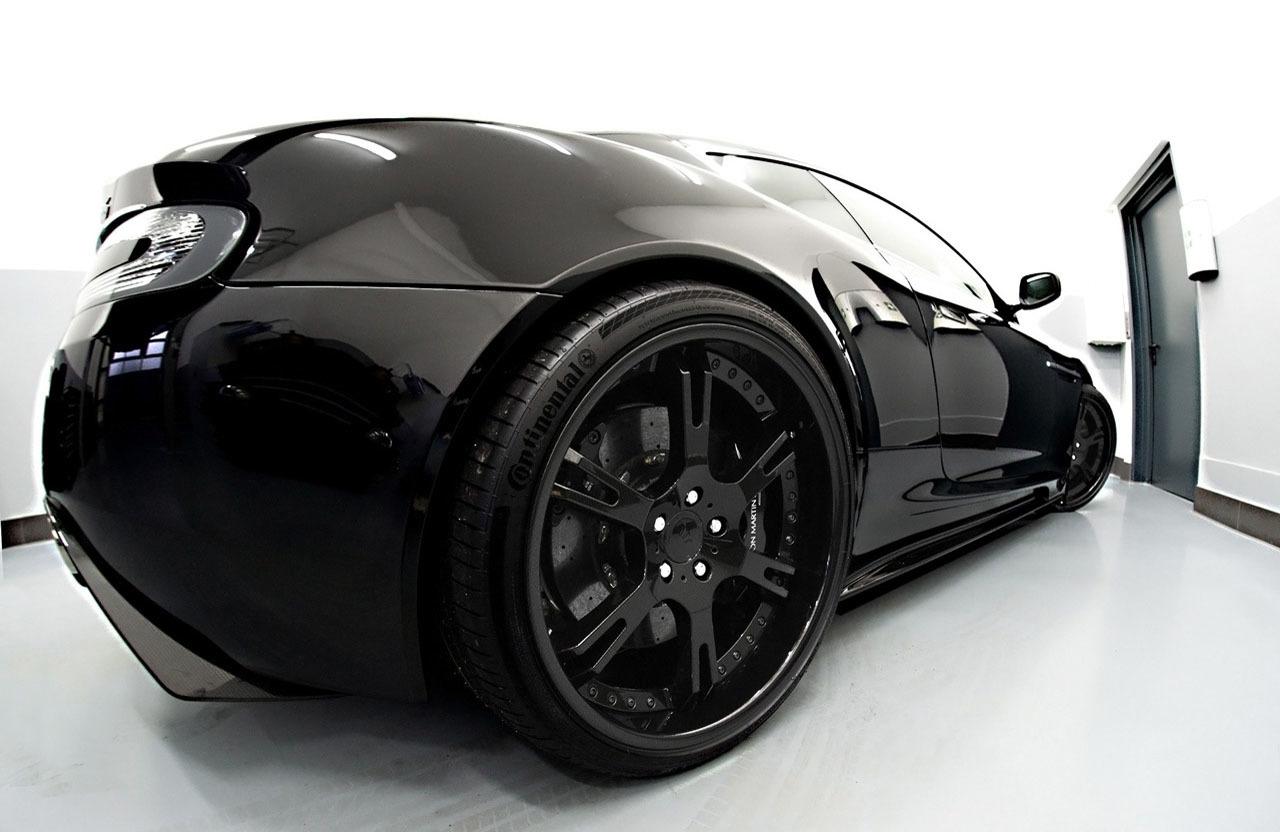 Foto de Wheelsandmore Aston Martin DBS Carbon Edition (3/14)