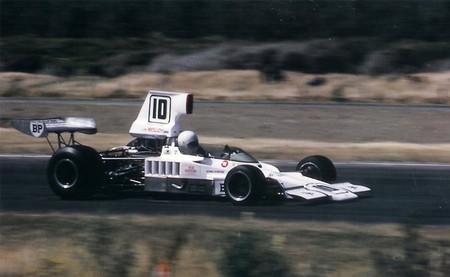 Warwick Brown Tasman Series
