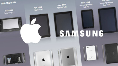 Apple y Samsung le dicen al juez que no pueden llegar a un acuerdo