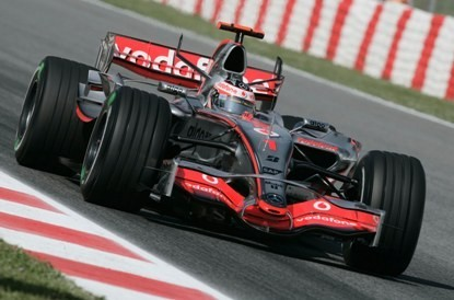 Fernando Alonso el mejor del viernes