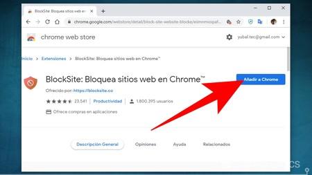 Anadir A Chrome