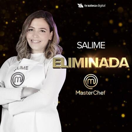 Master Chef Salime Eliminada
