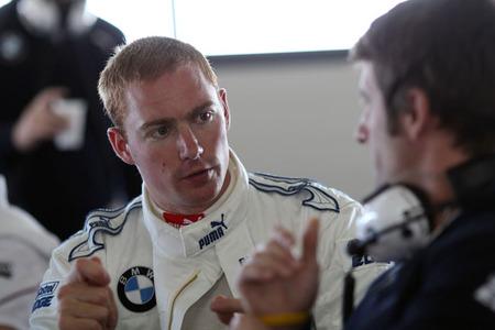 Maxime Martin, nuevo piloto probador de BMW en el DTM