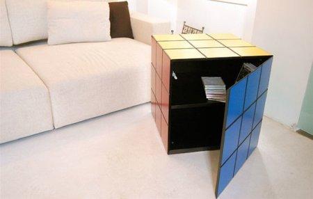 cubo rubik abierto