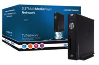 Media Player CSM3NET de Conceptronic con conexión de red