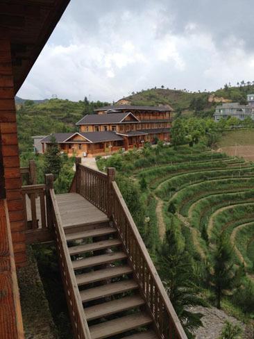 Region Anxi China