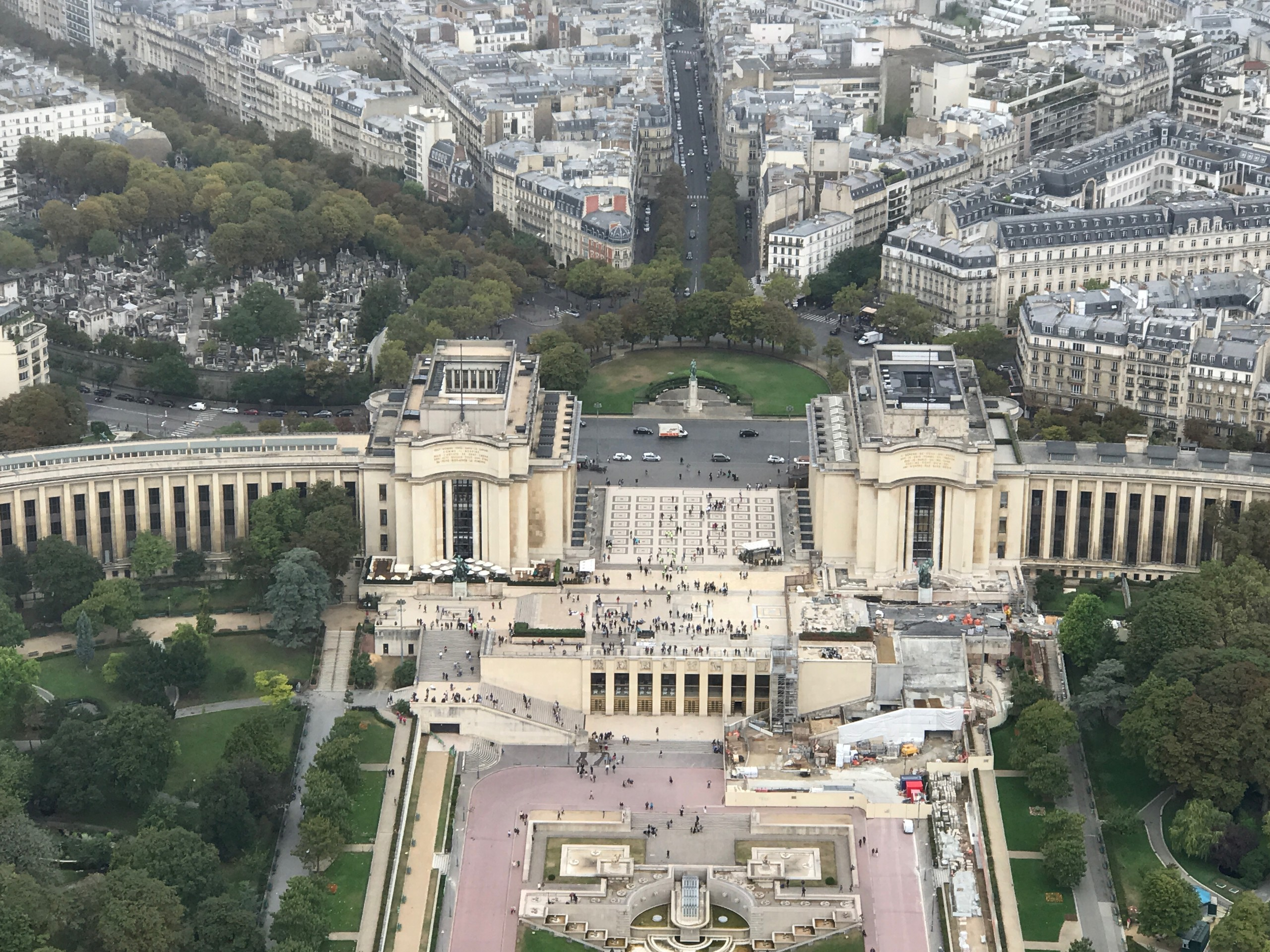 Foto de Zoom iPhone 7 Plus desde la Torre Eiffel (3/10)
