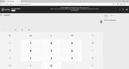 Logran llevar la Calculadora de Windows a iOS y Android gracias al código fuente que Microsoft ha liberado