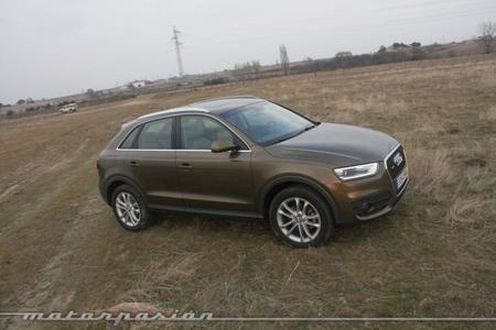 Audi Q3 2.0 TDI S-Tronic, prueba (valoración y ficha técnica)