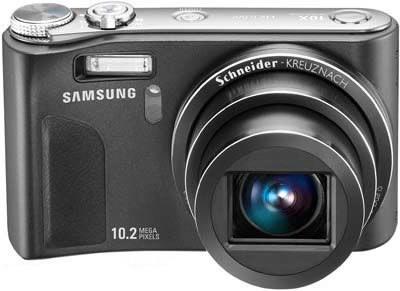 Samsung HZ10W, con angular y vídeo en alta definición