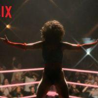 La fantasía de la lucha libre femenina brilla en el tráiler de 'GLOW'