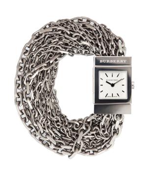 Burberry tiene nueva colección de relojes