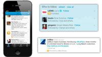 Los tweets promocionados llegarán a las aplicaciones móviles